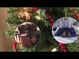 gordon setter ornaments