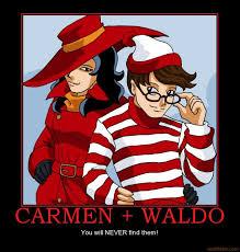 Waldo Meme - where in the world are all the black geoscientists black
