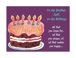 birthday cards for a brother u2013 gangcraft net