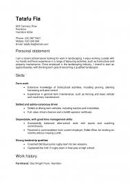 Resume For Forklift Operator Skills Examples For Resume Beautiful Resume Skills Section