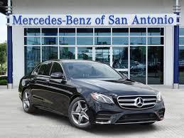 new 2018 mercedes benz e class e 300 sedan in san antonio n16147