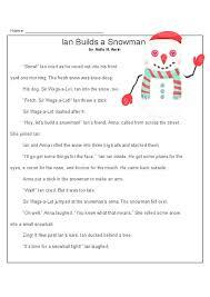 reading comprehension materials 43 best reading comprehension worksheets images on