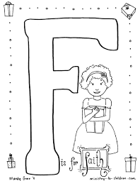 in god coloring pages