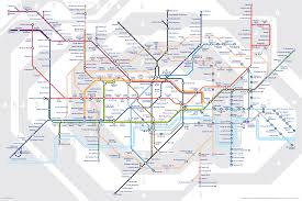 underground map map transport for