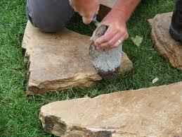 Backyard Walkway Designs - building a stone walkway how tos diy