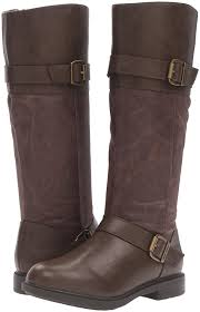 pull on motorcycle boots nine west elise nine west casey pull on boot girls u0027 shoes boots