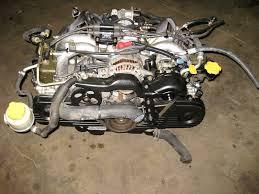 subaru legacy engine 01 03 subaru legacy outback engine jdm ej20 sohc 2 0l replacement