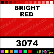 bright red 1 shot enamel paints 3074 bright red paint bright