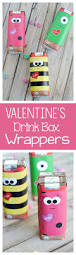 valentine u0027s drink box wrappers crazy little projects