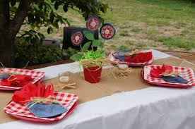 bbq party ideas decorations fire pit design ideas