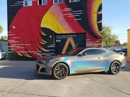 camaro zl1 colors 2017 camaro zl1 chameleon wrap gm authority