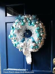 outdoor wreaths large outdoor lighted wreaths sumoglove