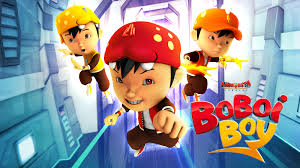 film kartun anak sekolah boboiboy terbaru kembalinya boboiboy sekolah boboiboy bermain