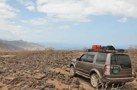 land rover lr3 off road voyager racks