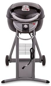 Char Broil Tru Infrared Electric Patio Bistro by Char Broil Tru Infrared Patio Bistro 240 Electric Grill In Black