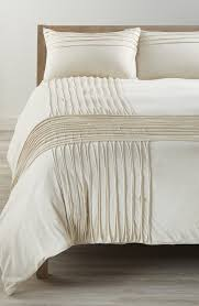 nordstrom at home jersey grid duvet cover nordstrom