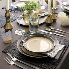 crate and barrel napkins the perfect napkin for your thanksgiving table
