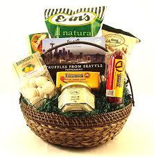 Seattle Gift Baskets Celebration Gift Baskets Send The Best Of The Northwest 10c