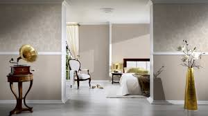 design house skyline yellow motif wallpaper wallpaper elegance as creation flower cream beige 30519 2