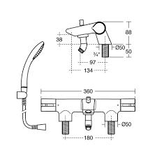 active thermostatic bath shower mixer bath shower mixers taps