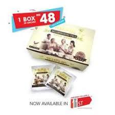 Teh Gaharu buy 2 box free 1 thermal bottle malaysia shan er agarwood tea teh