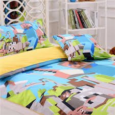 Minecraft Twin Comforter Crib Bedding Sets Target Tokida For