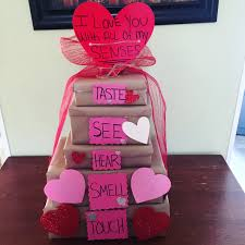 did the 5 senses gift for valentine u0027s day for my sweetheart