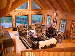 luxury log home on 330 acre bison ranch vrbo