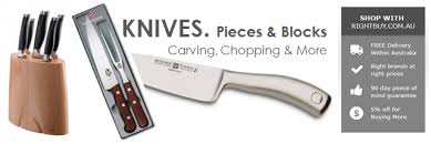 kitchen knives australia buy knife block sets for sale australia wide rightbuy