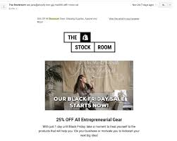 black friday marketing strategies how we made 15 192 17 in sales over black friday and cyber monday