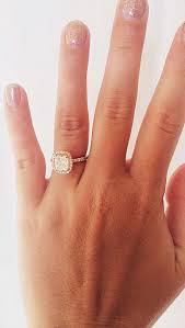 gold cushion cut engagement rings gold cushion cut diamond engagement rings wedding decorate