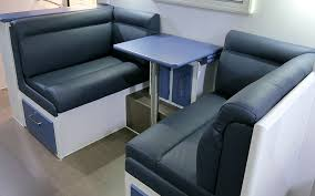 Upholstery Restoration Rv Upholstery Brings New Caravans Back To Life With Upholstery
