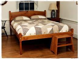 rustic platform beds farmhouse bedding handmade italian home