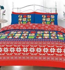 Christmas Duvet Covers Uk Christmas Range U2013 Linens Range