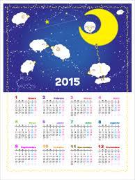 imagenes infantiles trackid sp 006 calendario perpetuo lun dom diseño infantil con ovejas office