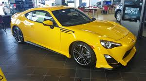 scion yellow hoselton auto mall the new 2015 scion fr s release series 1 0 is