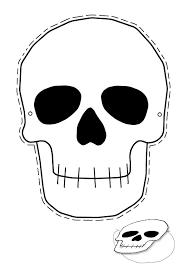 coloring pages trendy printable skull mask coloring pages