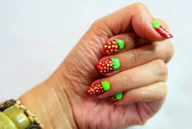 nail art how to do nail art at home pleasing designs with image