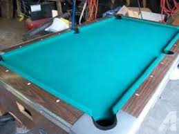 Valley Bar Table Valley Bar Box Pool Table Eldora For Sale In Waterloo Iowa