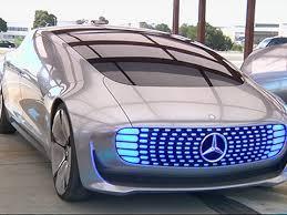 mercedes autonomous car mercedes showcases driverless car