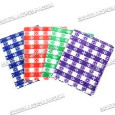 disposable plastic picnic tablecloths table cloth 2 pack 8 02