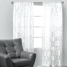 sheer printed curtains large size of coffee curtains and curtains