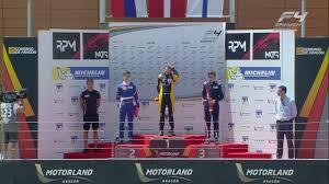 formula 4 isyraf danish f4 spain championship race 1 motorland round 1 2017 youtube