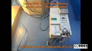 lenze 8200 vector drive repairs advanced micro services pvt ltd