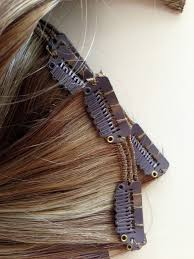 Hello Gorgeous Hair Extensions Review l u0026b clip in extensions review by karen from cancerhair blogspot