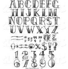 letters designs for tattoos royalty free letter stock number designs