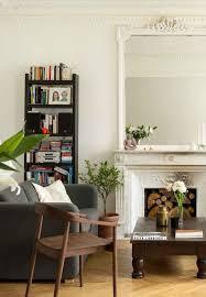 white fireplace mantels
