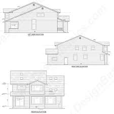 mirada 29802 traditional home plan at design basics