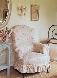 Wing Back Chair Slip Covers Shabby Chic Wing Chair Slipcovers U2014 The Clayton Design