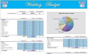 wedding budget template wedding planner planning checklist budget excel diy wedding 21656